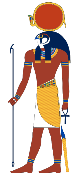 Ra, the Egyptian Sun God