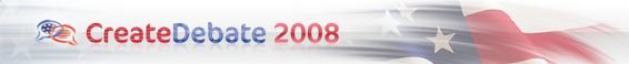 CreateDebate 2008